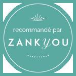 Recommandé par Zankyou Weddins